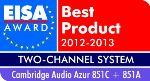 Cambridge Audio Azur 851A award