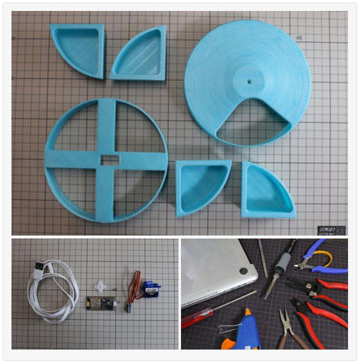 инструменты и материалы для печати