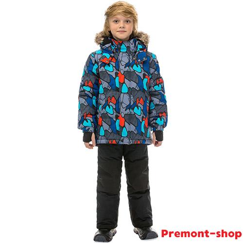 Комплект Premont Озеро Пейто для мальчиков WP82203
