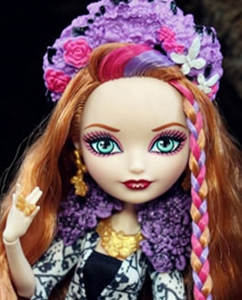 кукла Холли О'Хэйр от Ever After High