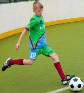 Детская футбольная форма пошив на заказ