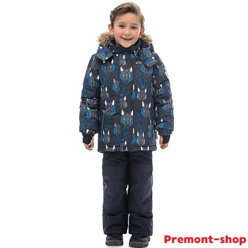 Комплект Premont Волки скалистых гор для мальчиков WP82213