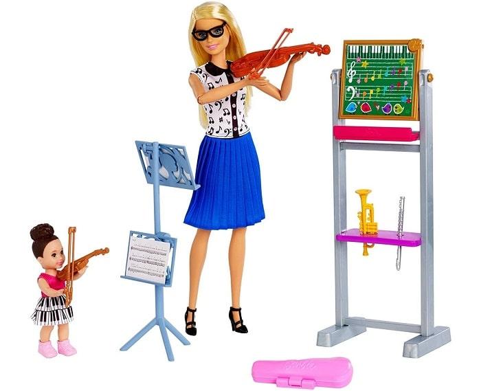 Игровой набор Barbie - Учитель музыки