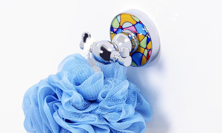 Крючок из коллекции аксессуаров для ванной WasserKRAFT Diemel