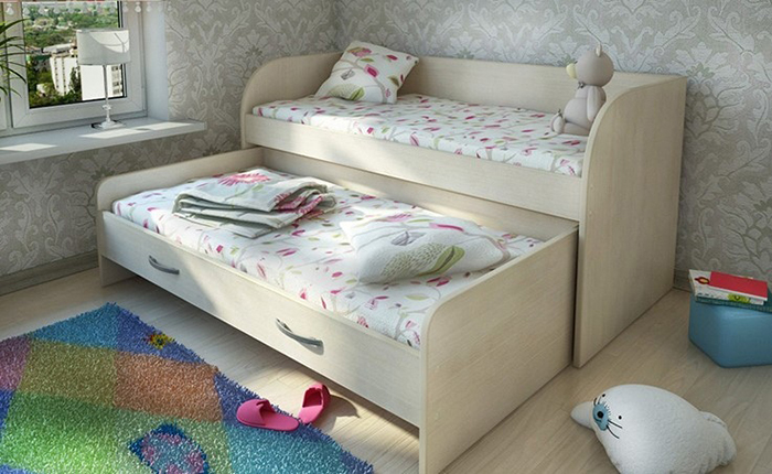 кровать мезонин-32
