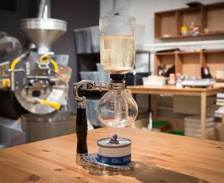 Сифон для заваривания кофе