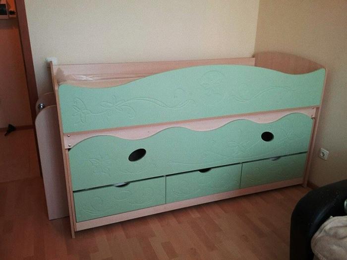 выкатная кровать омега-10