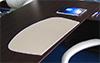 Кожаная накладка на письменный стол