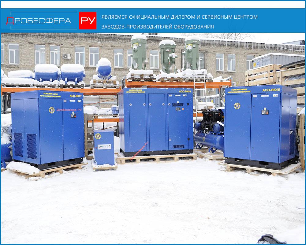Компания Дробесфера - официальный дилер заводов