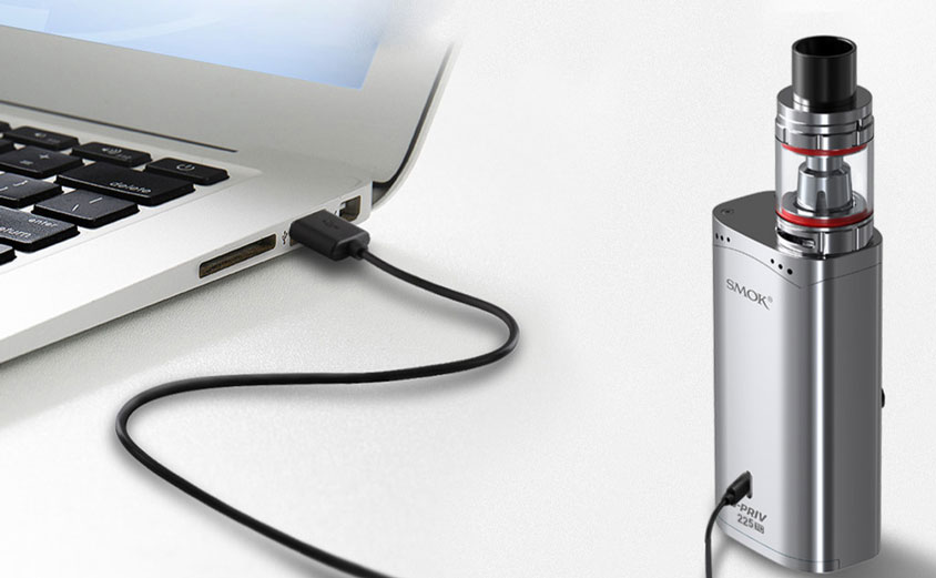SMOK S-Priv + TFV8 Big Baby Light Edition Kit