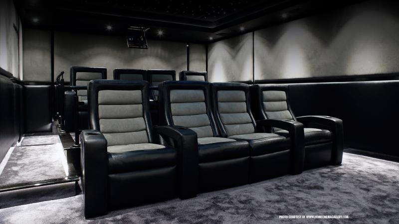 Кинотеатральные кресла Fortress Seating