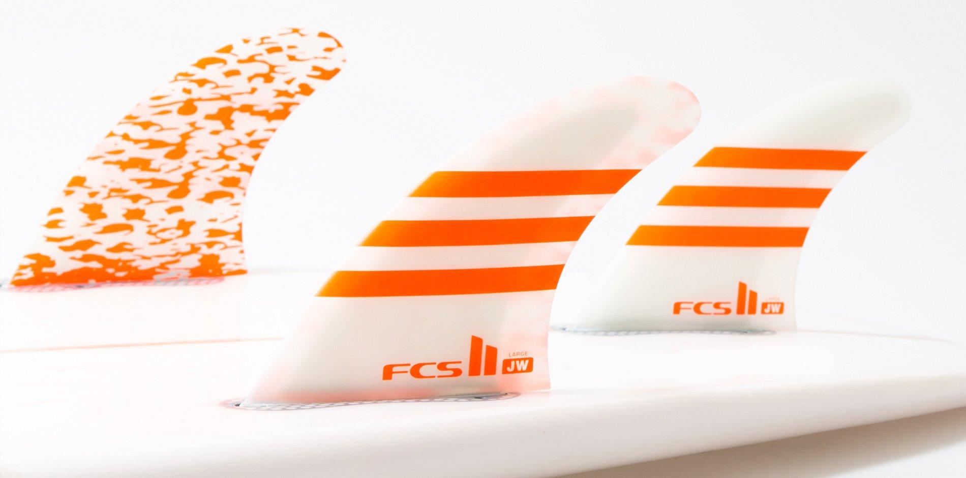 Плавники для серфинга FCS