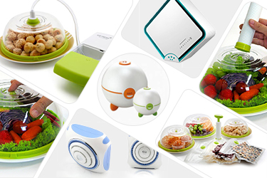 Вакууматор Say Fresh Gwell SF-1100 в интерьере кухни