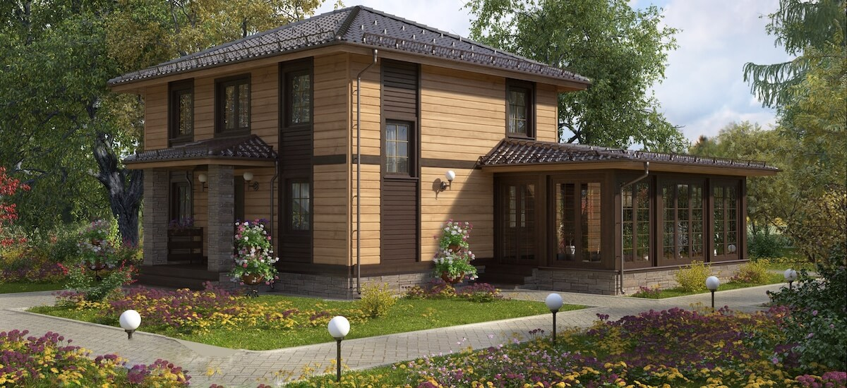 Проекты домов «Авангард»