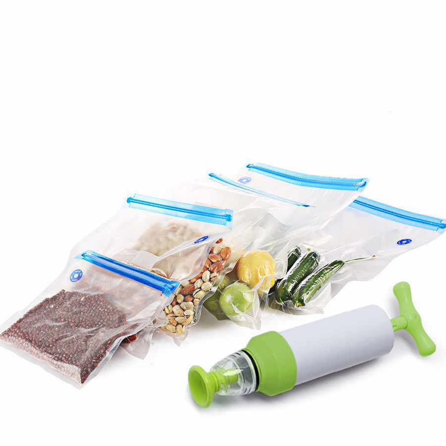 Лучшие пищевые вакуумные пакеты