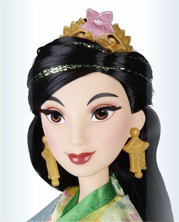 Кукла Мулан Эксклюзив ( фото профиля куклы)