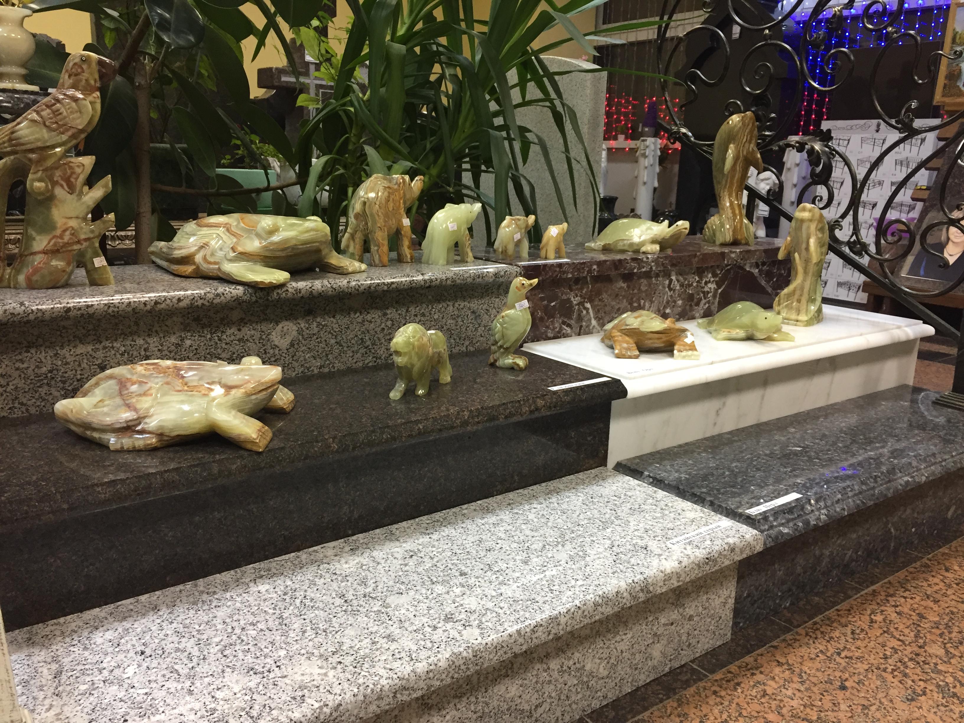 Салон натурального камня