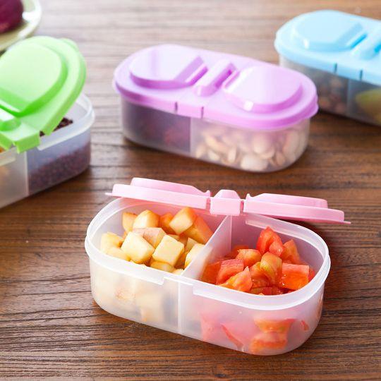 Детские контейнеры для хранения еды