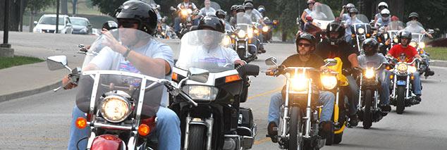 Обкатка мотоцикла