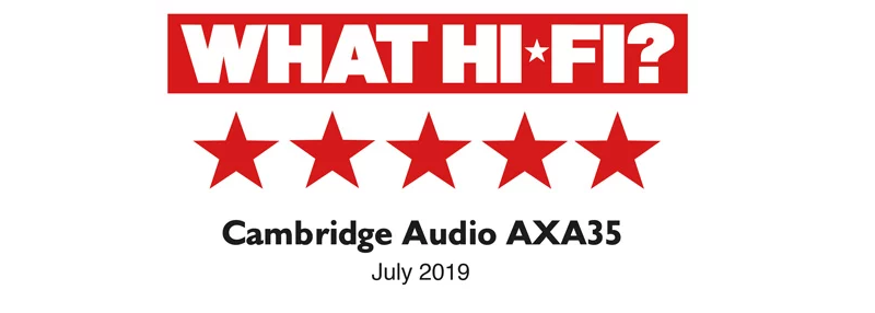 Интегральный усилитель Cambridge Audio AXA35