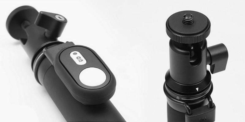 Монопод + пульт дистанционного управления для Xiaomi Yi Action Camera