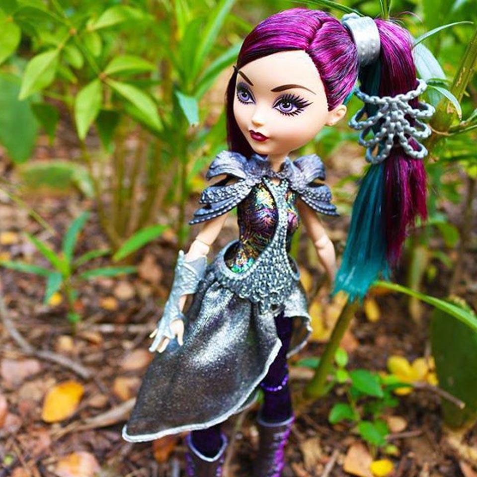 Красивые картинки с куклой рейвен квин