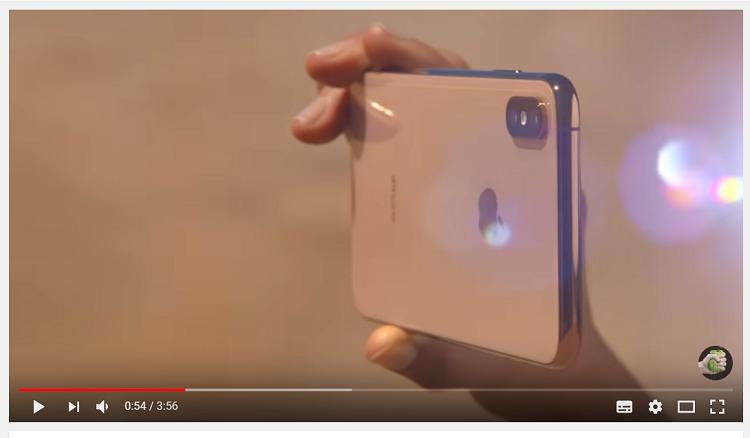 реклама iphone