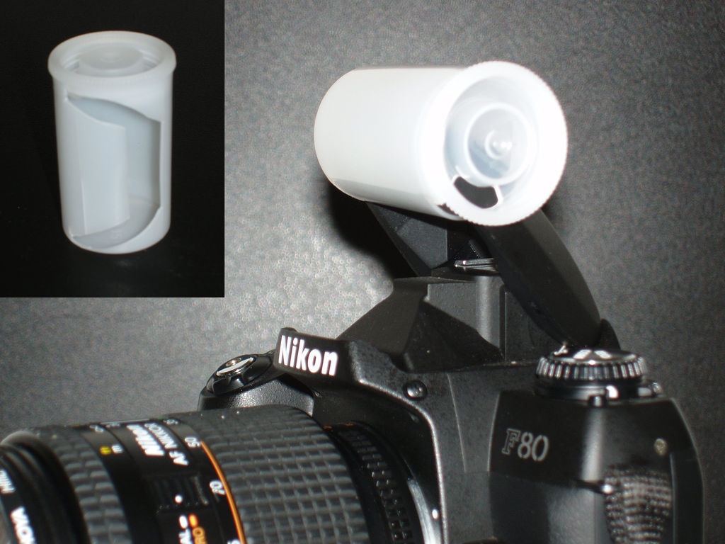 Как делать фотографировать с применением фонариков