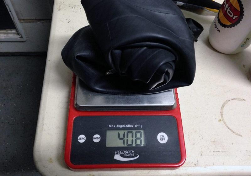 Вес толстой камеры