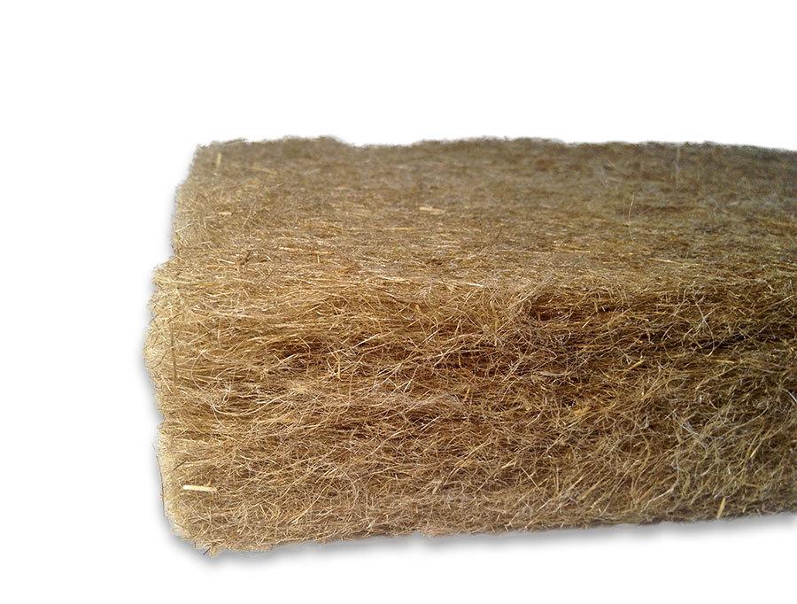 волокна утеплителя удерживают воздух и препядствуют теплообмену, удерживая тепло