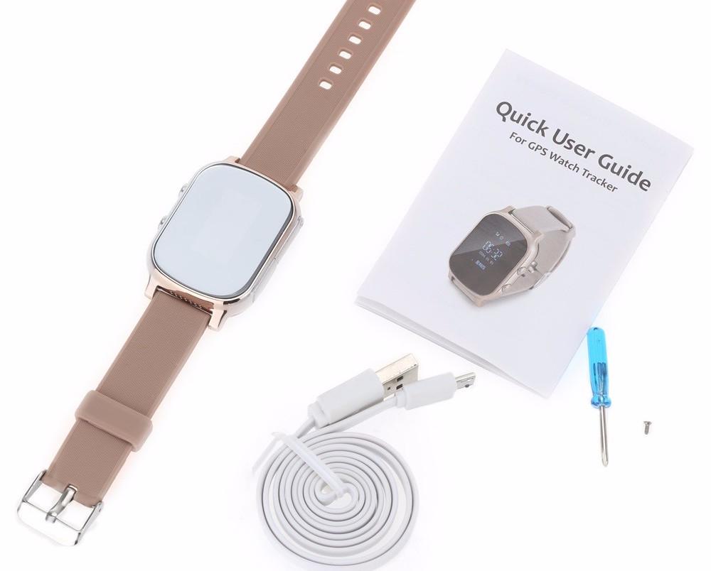 Комплектация Smart GPS Watch T58