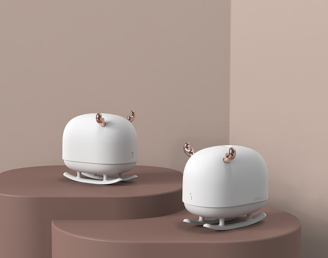 Sothing Deer Humidifier&Light