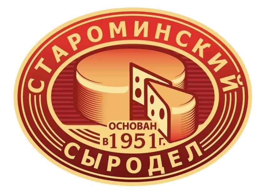 Староминский сыродел - товарный знак