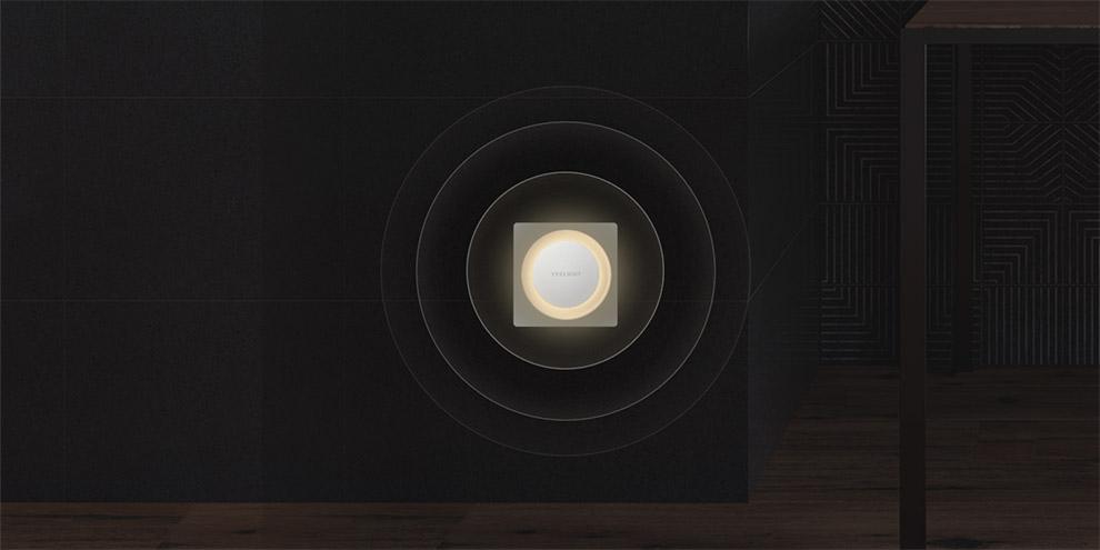 Ночник Yeelight Plug-in Light Sensor Nightlight (YLYD11YL)