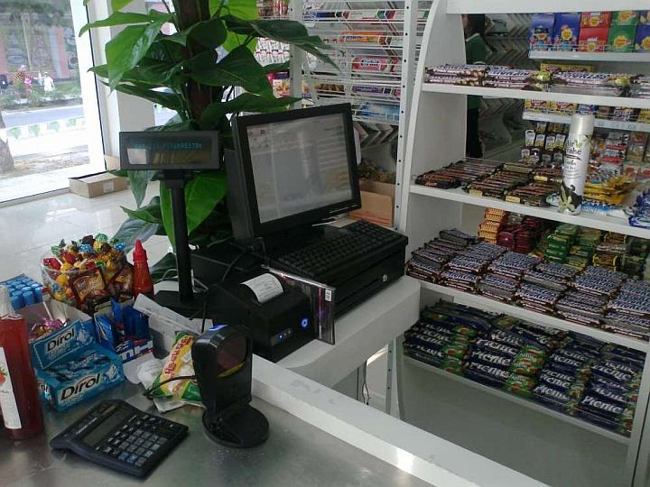 Автоматизированный учет – норма даже для небольшого продуктового магазина
