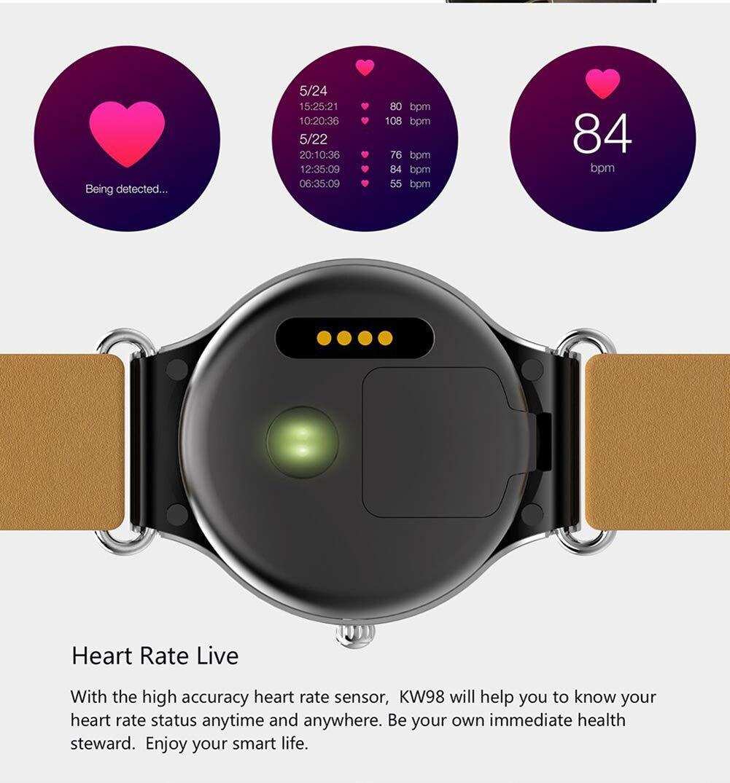 Умные часы телефон Smart Watch KingWear KW98Копировать товар