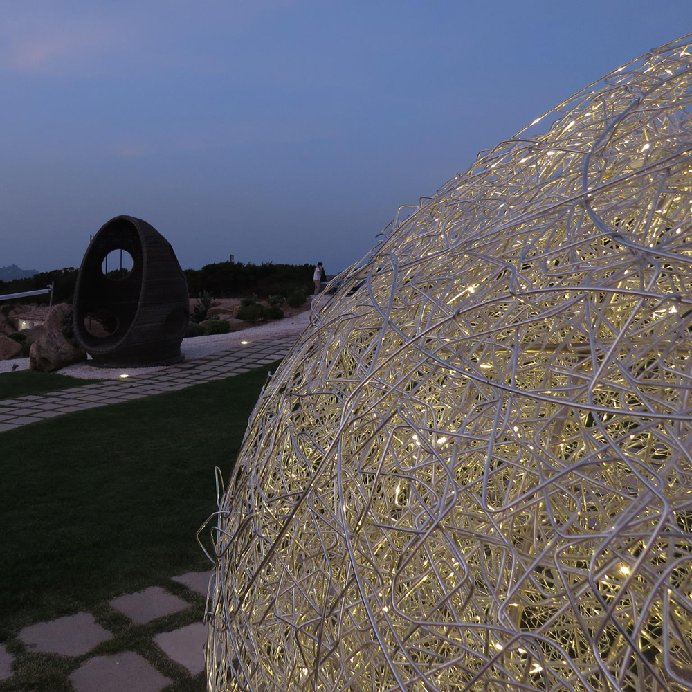 Инсталляция Catellani&Smith