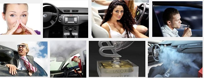 Учимся определять запах в авто