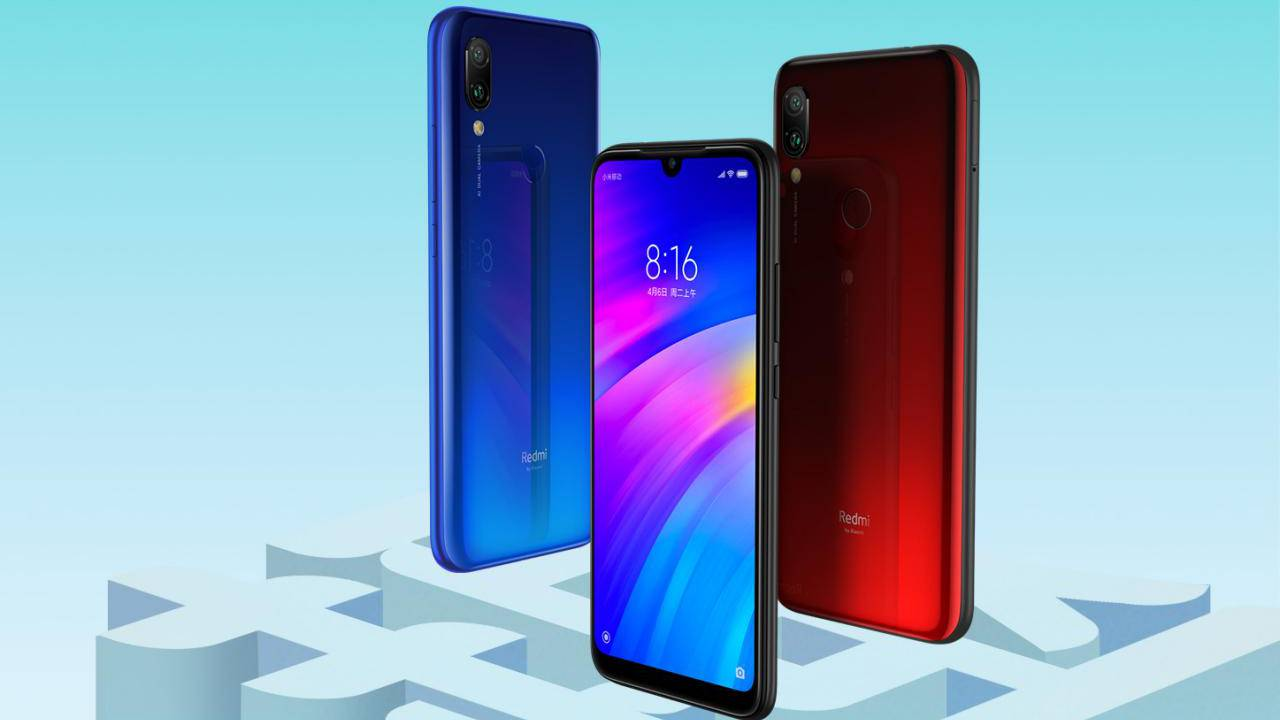 Xiaomi Redmi Note 7 модели