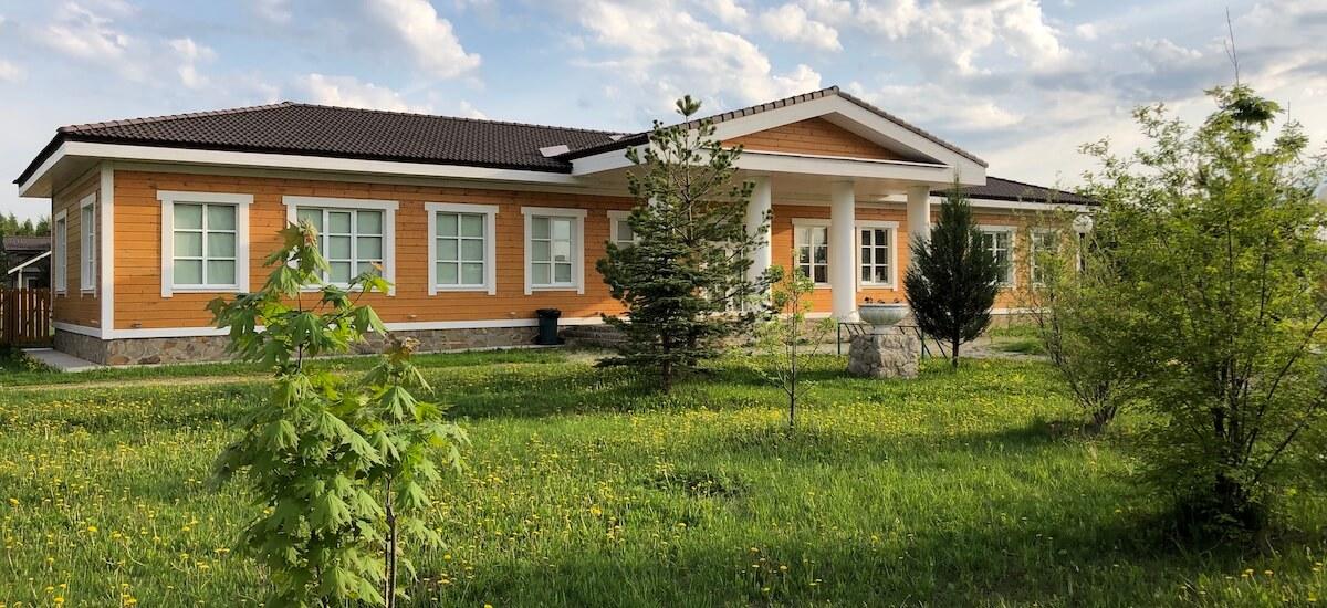 «Романовский Парк» - готовый поселок по Симферопольскому шоссе
