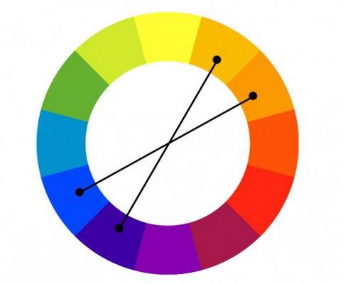 4 цвета дизайна