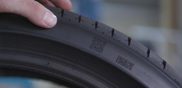 Как примерно будет выглядеть маркировка шин