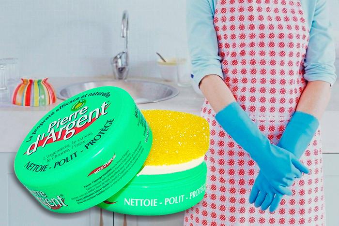 Чистящее средство Pierre d'Argent инновационное