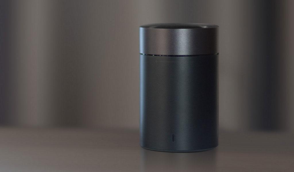 Портативная Bluetooth колонка Xiaomi Mi Round 2 (черная)