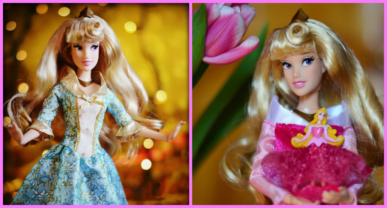 Аврора Принцесса Диснея в магазине Магия кукол