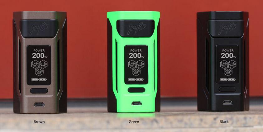 Боксмод WISMEC Reuleaux RX2 20700