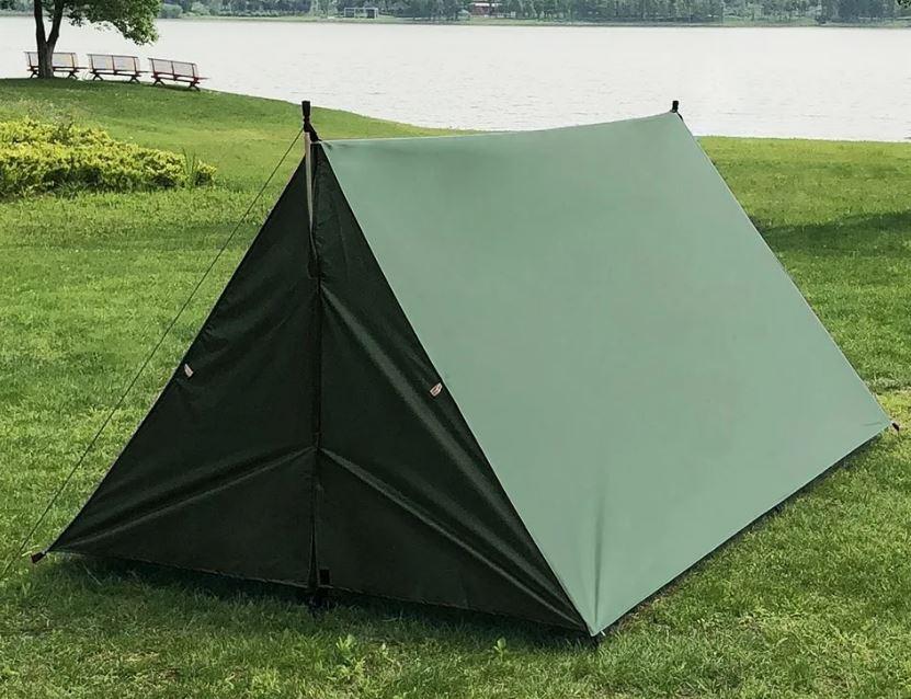 Тент Тарпаулин палатка