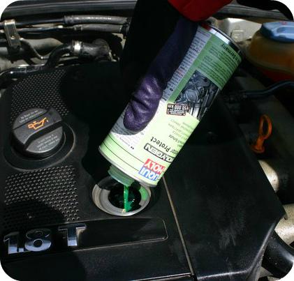 Motor Protec для защиты двигателя от нагаров