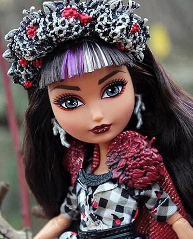 Кукла Сериз Худ из Эвер Афтер Хай