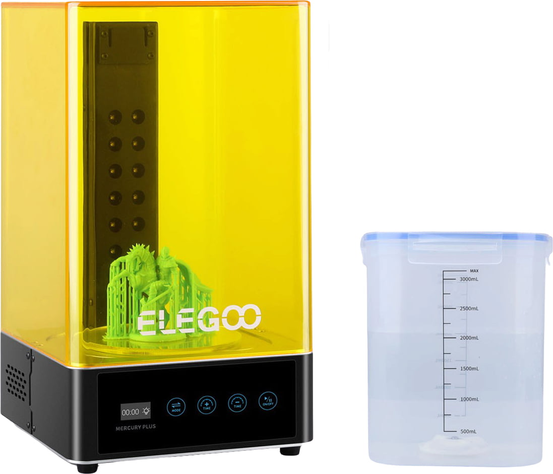 Elegoo Mercury Устройство очистки моделей после 3D-печати